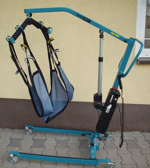 Podnośnik Dla Osób Niepełnosprawnych Elektryczny Dźwig Pacjenta